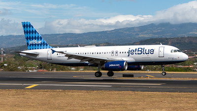 A picture of N645JB - Airbus A320232 - JetBlue Airways - © Cristian Quijano