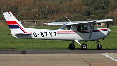 G-BTYT - Cessna 152 - Cristal Air