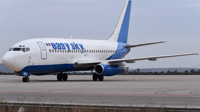 XA-UHZ - Boeing 737-201(Adv) - Easy Sky (Global Air)