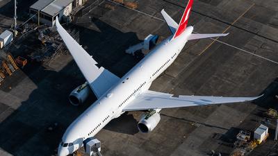 N1789B - Boeing 787-9 Dreamliner - Shanghai Airlines