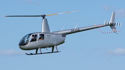 VH-CLQ - Robinson R44 Raven - Private
