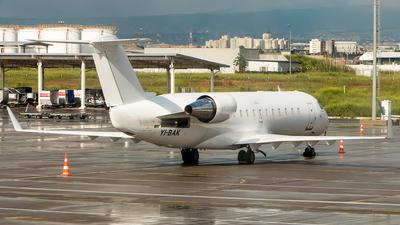 YI-BAK - Bombardier CRJ-200ER - Iraq Gate Company