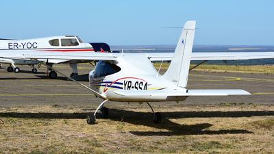 YR-SSA - Tecnam P2008JC MkII - Romanian Aviation Academy