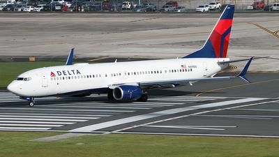 N919DU - Boeing 737-932ER - Delta Air Lines