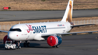 F-WWDY - Airbus A320-271N - JetSmart