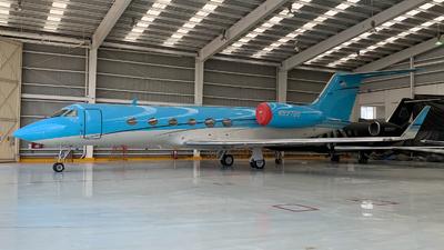N527DD - Gulfstream G-IV - Private