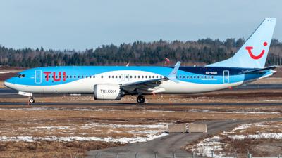 SE-RNB - Boeing 737-8 MAX - TUI
