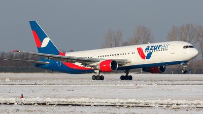 A picture of DAZUB - Boeing 76737E(ER) - [25077] - © Kiskockas