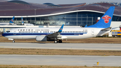A picture of B1239 - Boeing 73781B - China Southern Airlines - © cuttlefish