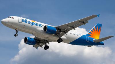 N229NV - Airbus A320-214 - Allegiant Air