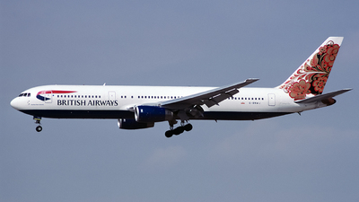 G-BNWJ - Boeing 767-336(ER) - British Airways