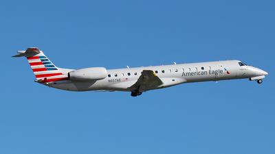 N657AE - Embraer ERJ-145LR - American Eagle (Piedmont Airlines)