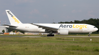 D-AALN - Boeing 777-F - AeroLogic