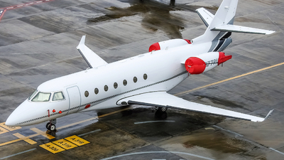 N877RU - Gulfstream G200 - Private
