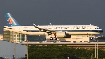 B-308D - Airbus A321-253N - China Southern Airlines