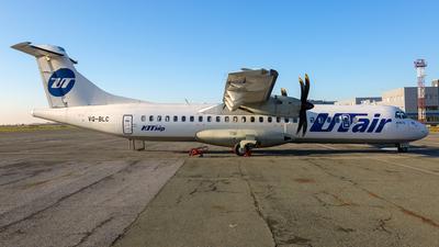 VQ-BLC - ATR 72-212A(500) - UTair Aviation