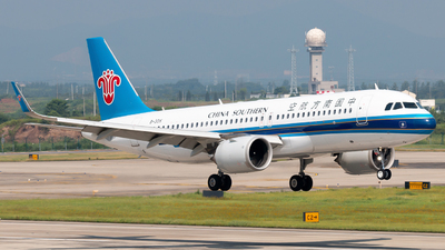 A picture of B301K - Airbus A320251N - China Southern Airlines - © william8252