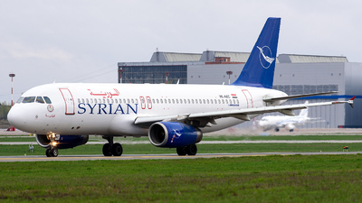 A picture of YKAKC - Airbus A320232 - Syrian Air - © Alexey Mityaev