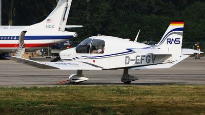 D-EFGV - Robin DR400/140B Dauphin - RAS - Rheinland Air Service