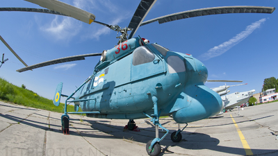 36 - Kamov Ka-25C Hormone - Ukraine - Air Force