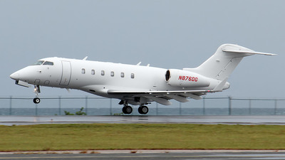 N876DG - Bombardier BD-100-1A10 Challenger 300 - Private