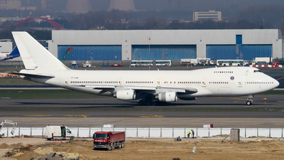 TF-AAB - Boeing 747-236B(SF) - Saudi Arabian Airlines Cargo (Air Atlanta Icelandic)