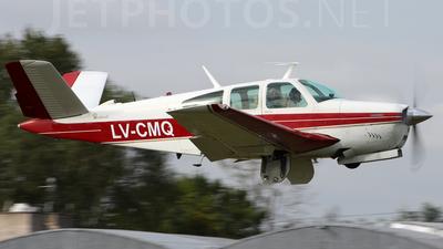 A picture of LVCMQ - Beech Bonanza V35 B - [D9275] - © Alberto U.