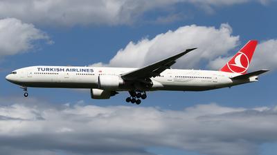 TC-JJM - Boeing 777-3F2ER - Turkish Airlines