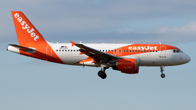 OE-LSY - Airbus A319-111 - easyJet