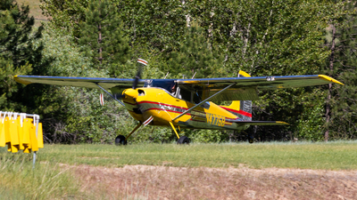 N4775B - Cessna 180 Skywagon - Private