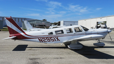 A picture of N2951X - Piper PA32300 - [327940227] - © Orlando Suarez