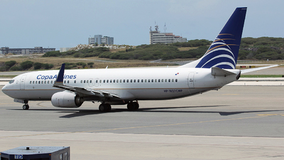 HP-1827CMP - Boeing 737-8V3 - Copa Airlines