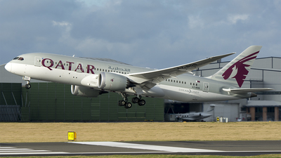 A7-BDB - Boeing 787-8 Dreamliner - Qatar Airways