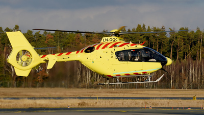 LN-OOC - Eurocopter EC 135P2 - Norsk Luftambulanse