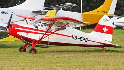 HB-EPS - SAI KZ VII - Private