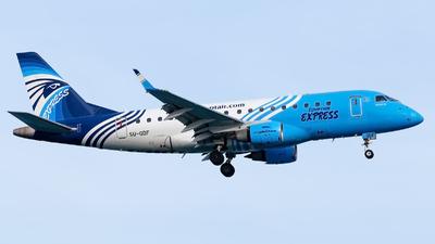 SU-GDF - Embraer 170-100LR - EgyptAir Express