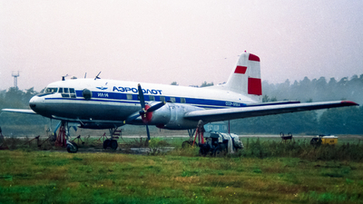 CCCP-91564 - Ilyushin IL-14M - Aeroflot