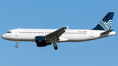 F-HBAO - Airbus A320-214 - Untitled