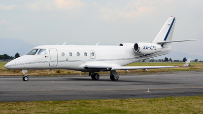 XA-CPL - Gulfstream G150 - Private