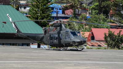 6697 - Bell 412EP - Philippines - Air Force
