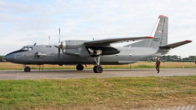 407 - Antonov An-26 - Hungary - Air Force