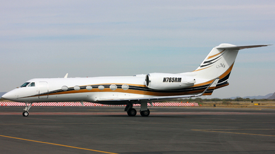 N765RM - Gulfstream G-IV - Private
