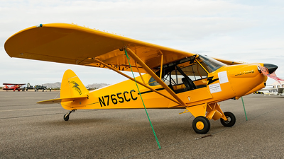 N765CC - Cub Crafters CC-11-160 Carbon Cub SS - Private
