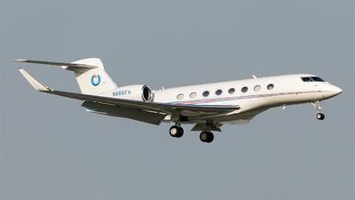 N666FH - Gulfstream G650 - Private