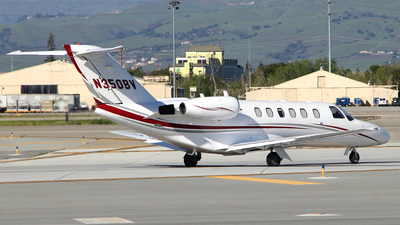 N350BV - Cessna 525A CitationJet 2 - Private