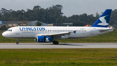 EI-EUB - Airbus A320-232 - Livingston Airlines