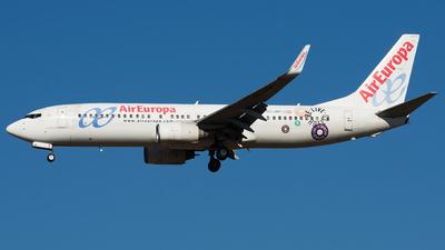 A picture of ECJAP - Boeing 73785P - [33971] - © Aldo Bidini