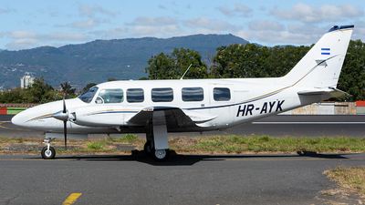 HR-AYK - Piper PA-31-350 Chieftain - Private