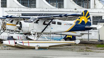 C-FJBP - De Havilland Canada DHC-2 Mk.I Beaver - Whistler Air Services