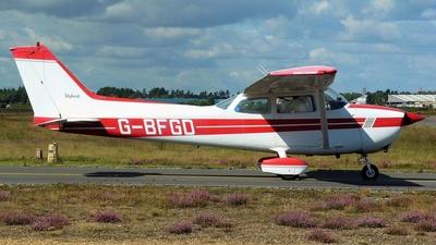 A picture of GBFGD - ReimsCessna F172N Skyhawk - [1545] - © Glyn Charles Jones